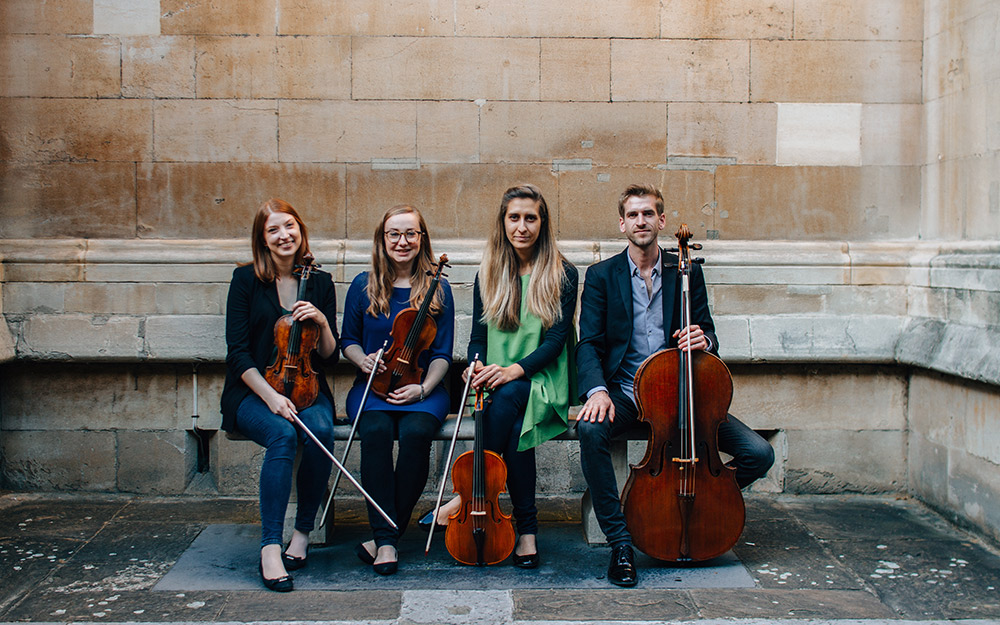 Interview with the Consone Quartet